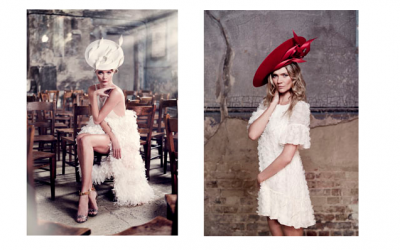 Jodie Kidd for Epsom Derby 2014