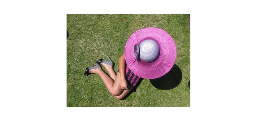 Guy Bourdin Hats