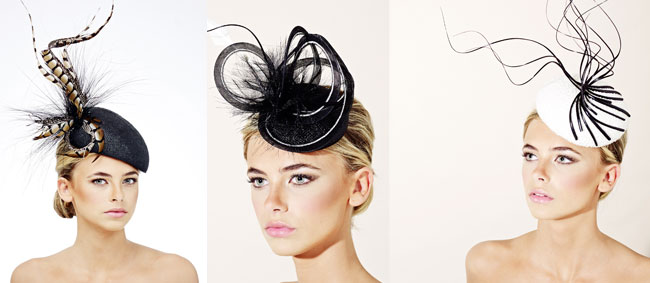 Rosie Olivia SS15 Millinery Collection