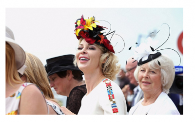 Epsom Derby Ladies Day 2015