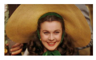 Gone with the wind - Millinery