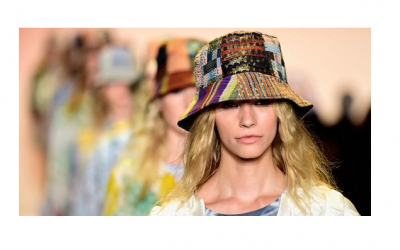 When NYFW came around for S|S16, hats were strong on the agenda and bucket hats most so! They were on every collection to be seen and it's a trend we won't soon forget.