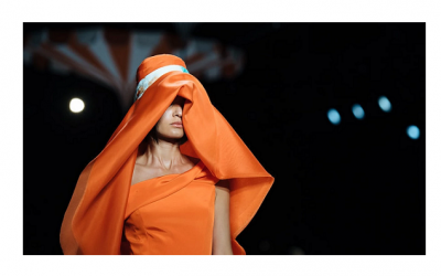 Best Hats from NYFW - 3 Christian Siriano