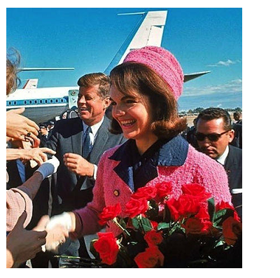 Jacqueline Kennedy's - First Lady Iconic Hat I
